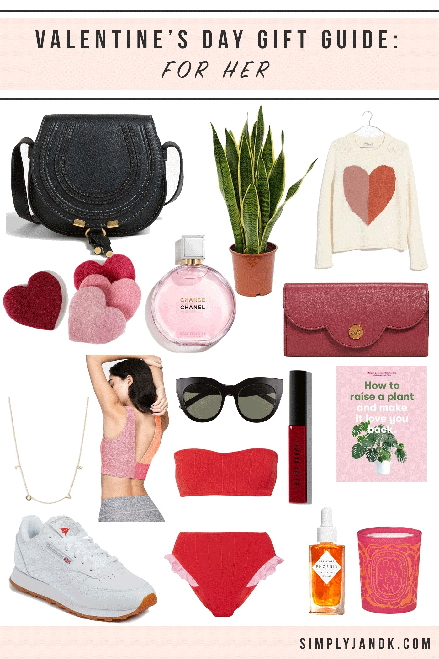 Valentine's Day Gift Guide 2019: For Him & Her - Simply J & K