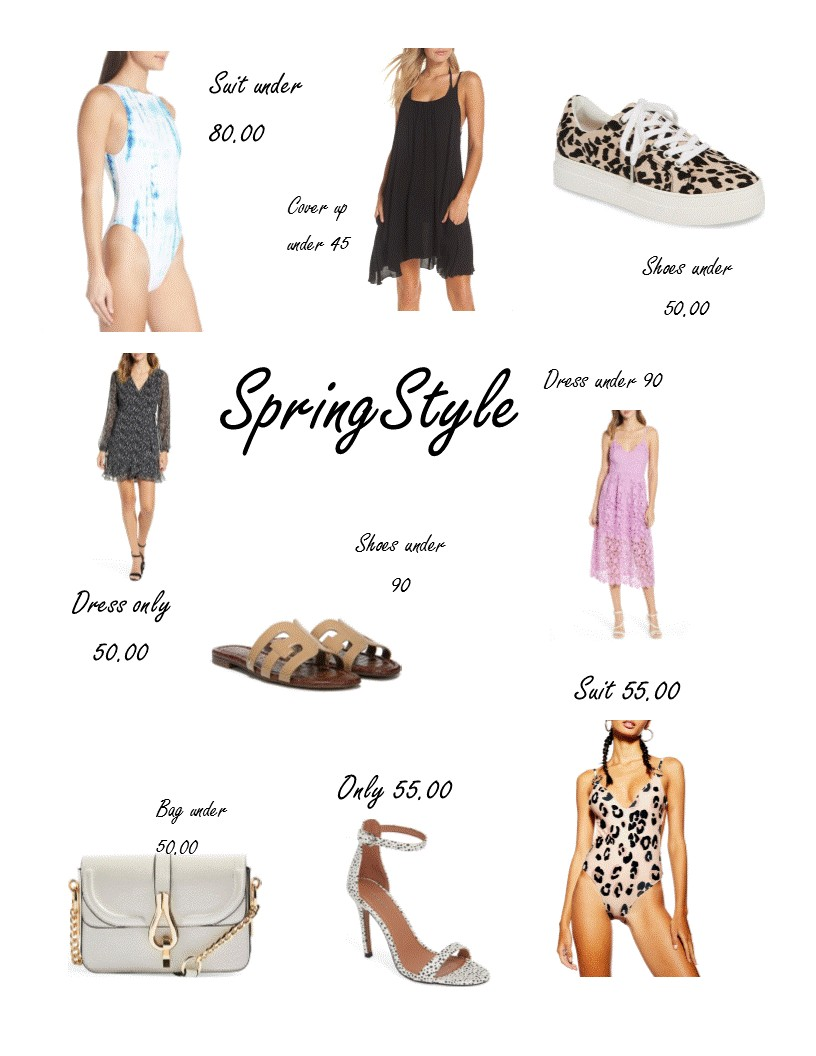 Also I found a few extras that would be perfect for Easter. I think these  may be the best under 100 spring styles for 2019. 534dd4df5279b