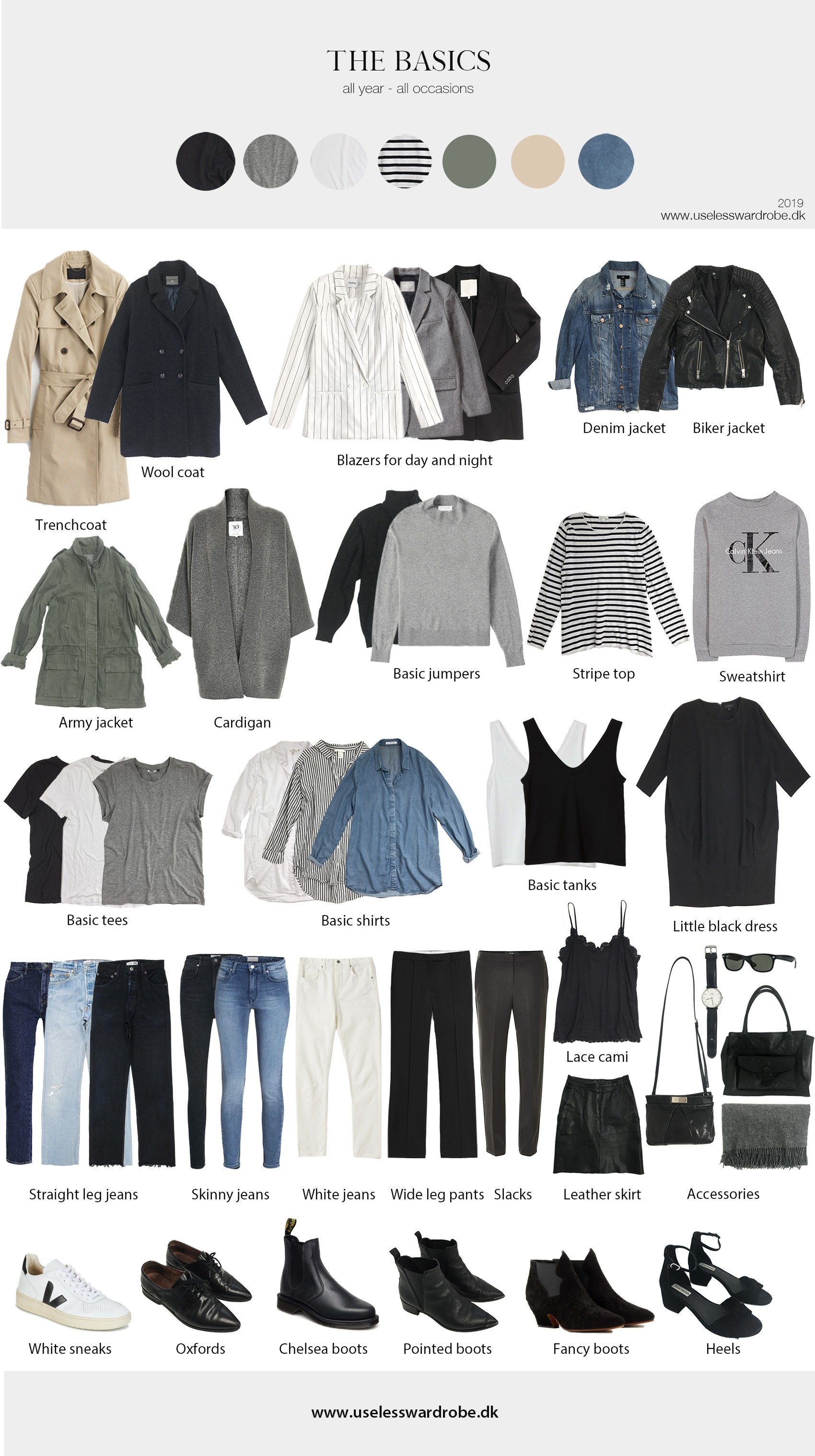 Capsule wardrobe: what, why & how