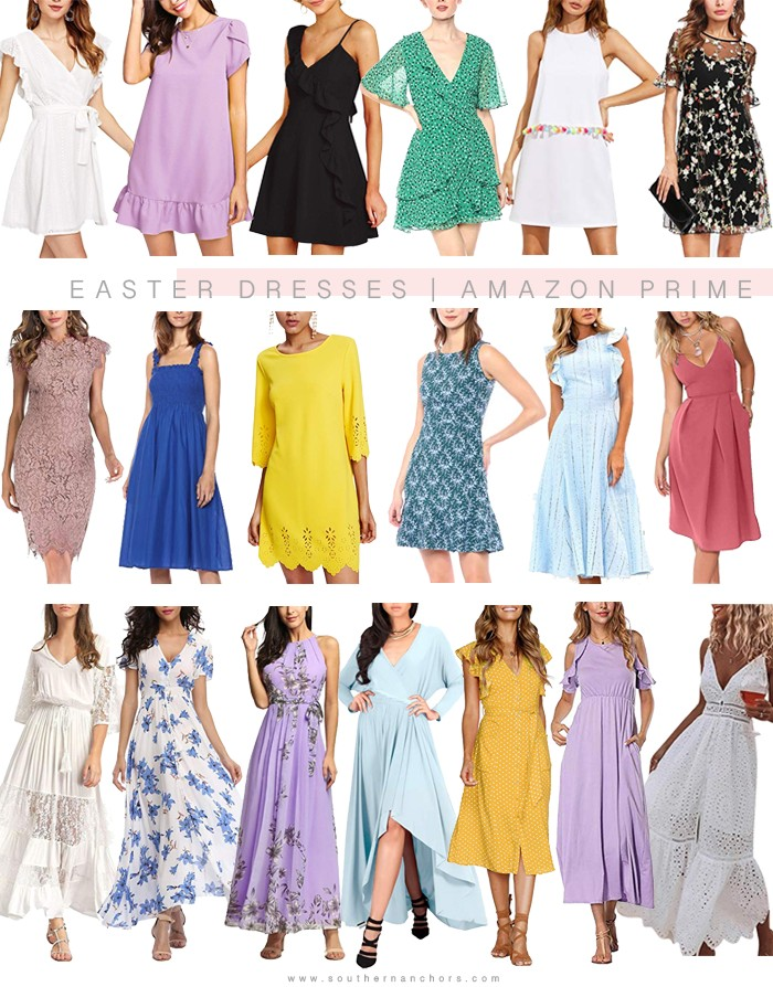cd5caa5c45bd8 Southern Anchors: {easter dresses on amazon prime}