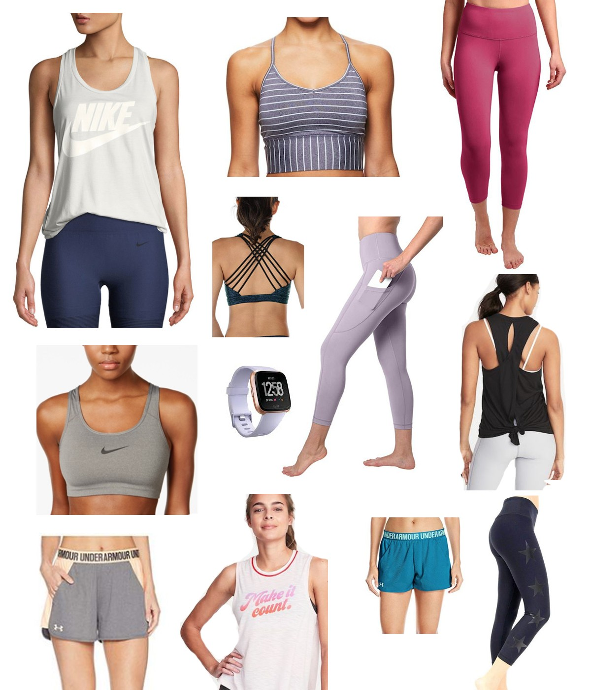e89e8ba015 5 of the Best Places to Buy Affordable Workout Clothes