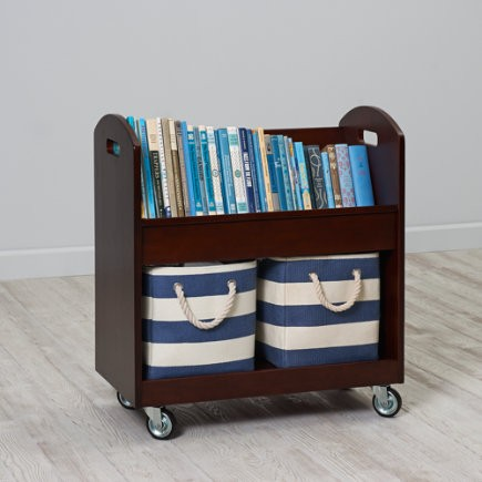 Have you found any kids book storage solutions for your home? Tried any of  these ideas? Let us know about it in the comments!