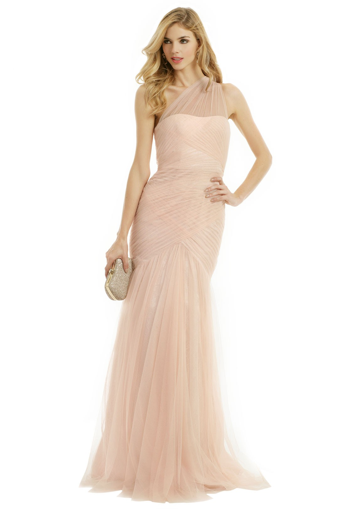 Bridesmaid dresses and accessories beautiful blush bridesmaid dresses ombrellifo Images