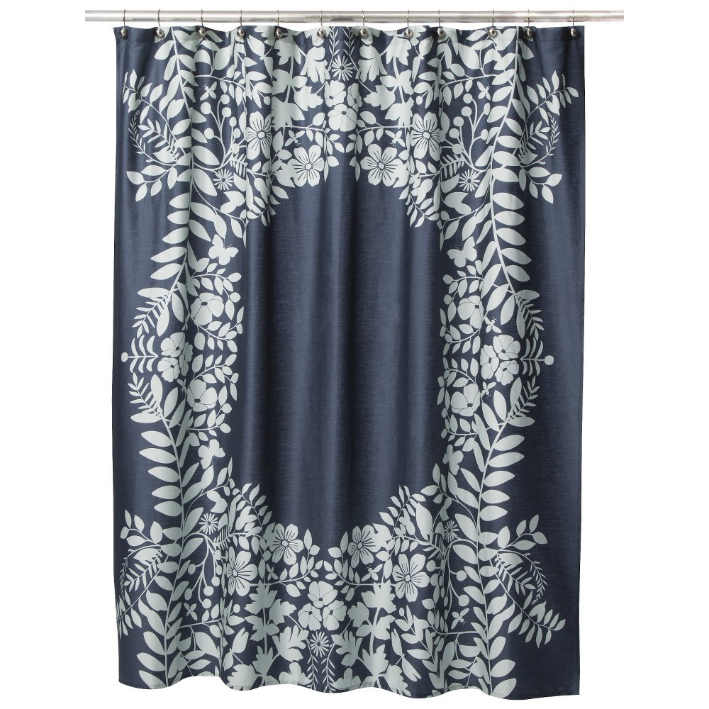 Little mermaid shower curtain target - Refresh Your Nest Shower Curtains Modern Quirky And Just Plain Gorgeous The Mom Edit
