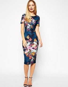 Spring flower power trend floral dresses dutchess roz 4500 mightylinksfo