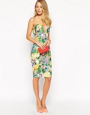 Spring flower power trend floral dresses dutchess roz 4000 mightylinksfo