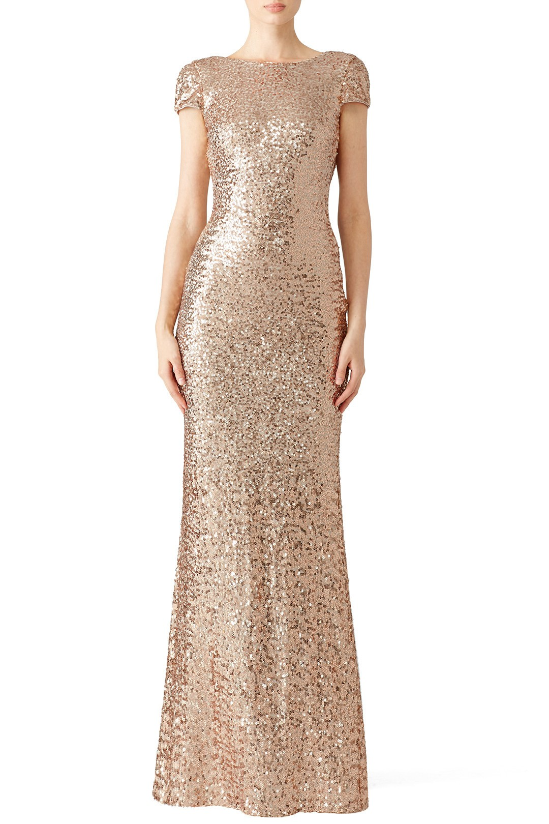 Wedding Beaded Dresses beaded metallic and sequined bridesmaid dresses badgley mischka