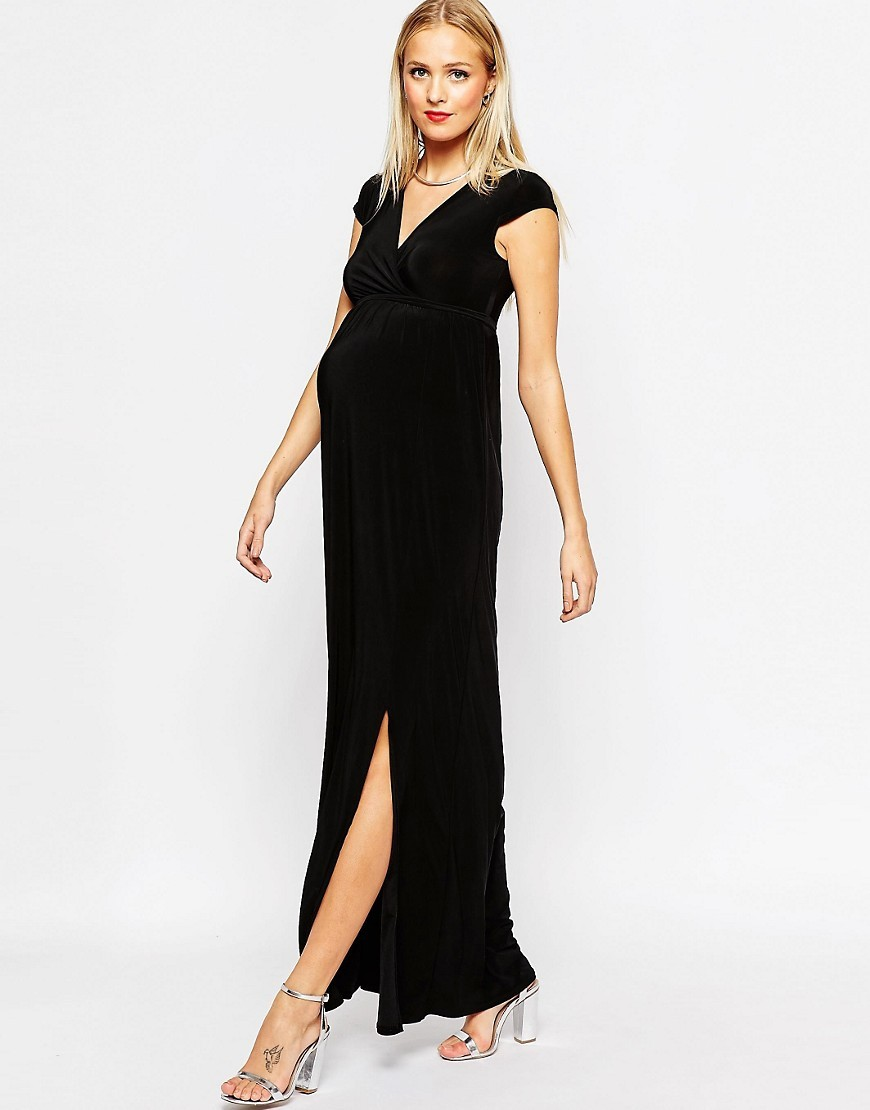 Maternity Maxi Dresses For Special Occasions