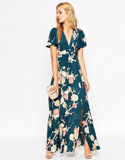 maxi dress | Lace and Locks - Part 2
