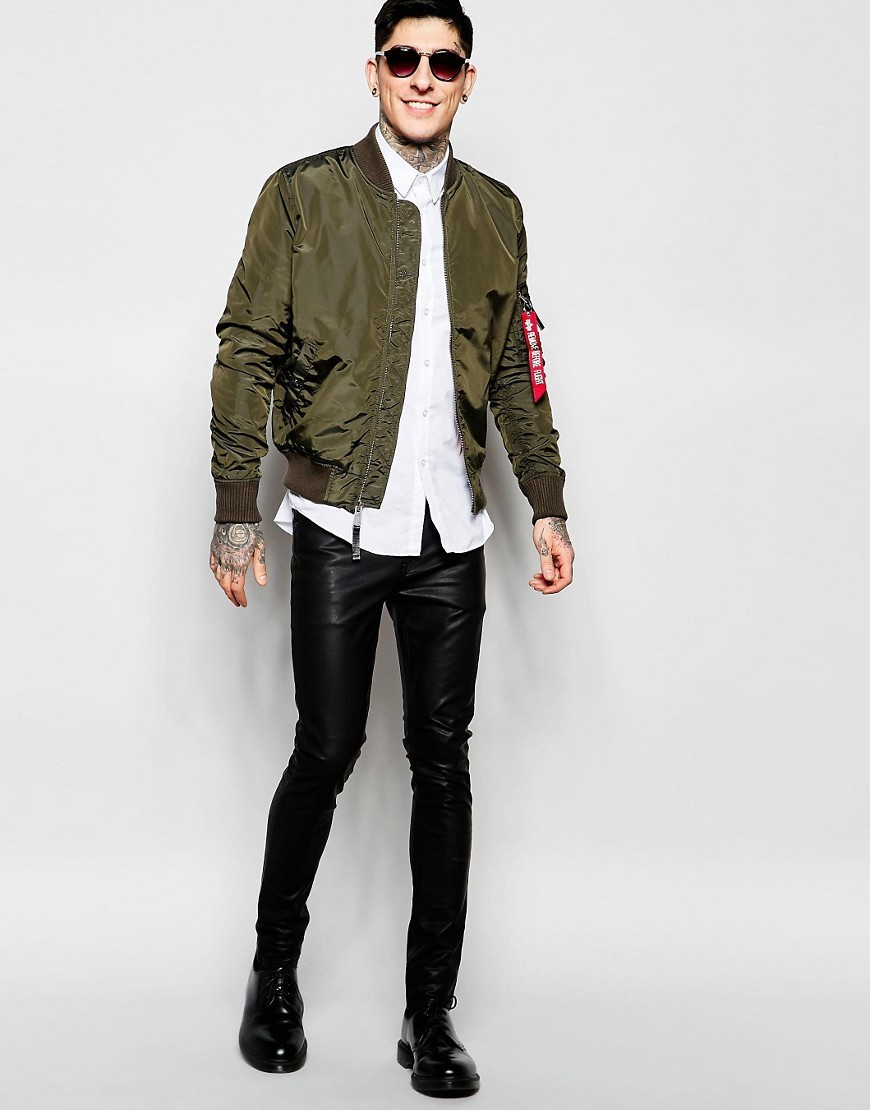 Guys You Want to Wear the Bomber Jacket Now – Fashion Trends and