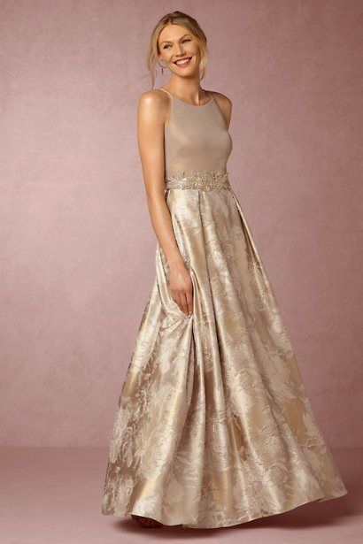 5e702339e9e Trubridal Wedding Blog Gold Taupe And Neutral Mother Of The