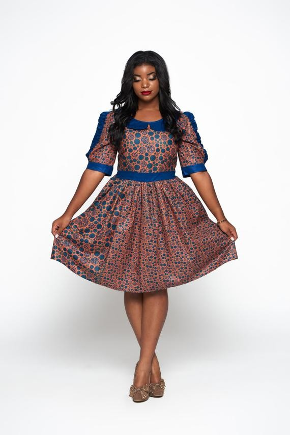 5 Places To Shop For Plus Size African Print Designs - My Curves ...