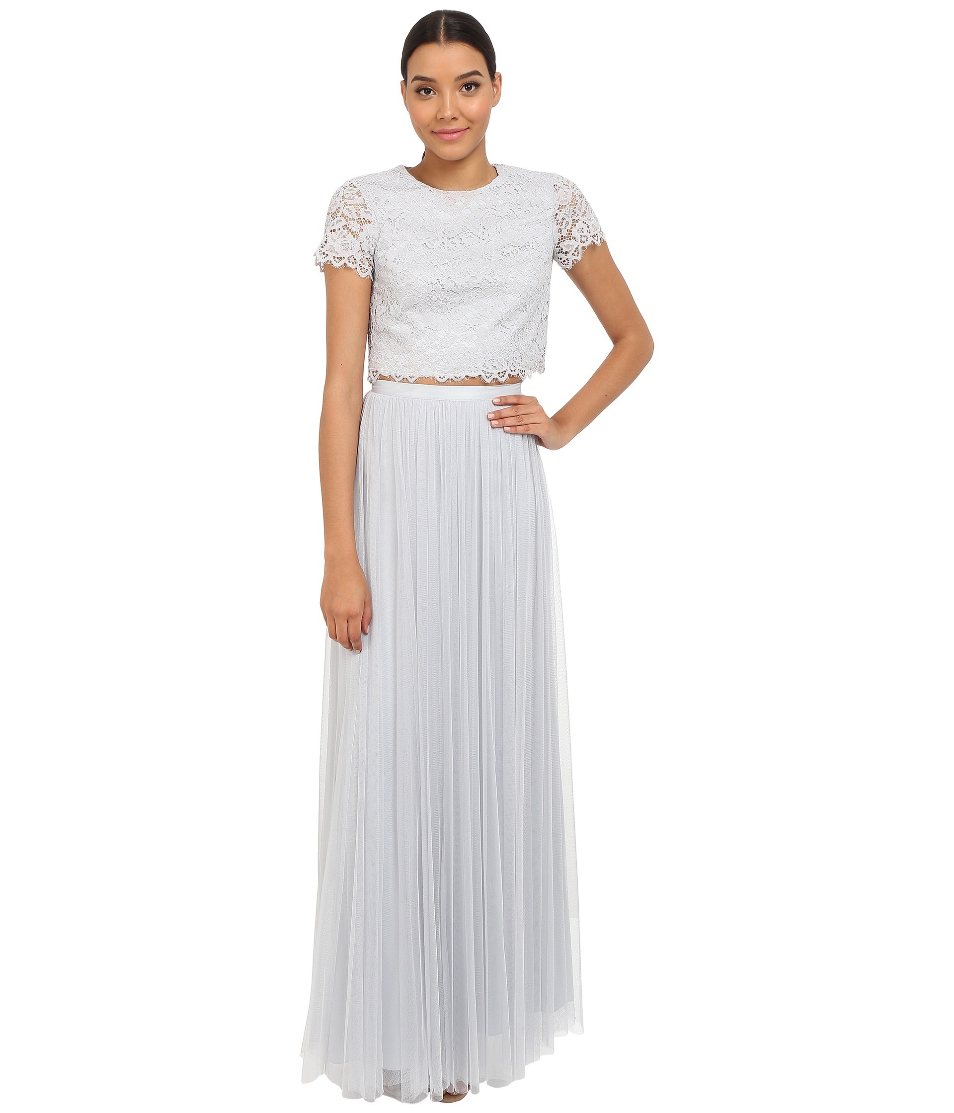 Shop More Two Piece Wedding Dresses