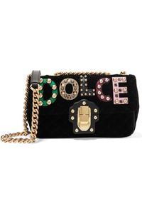 Dolce   Gabbana Lucia  the updated bag every cool girl wants deafad4281ffa