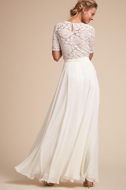 Possibly the most epic selection of two piece wedding dress bridal still looking for gorgeous wedding gowns try these junglespirit Choice Image
