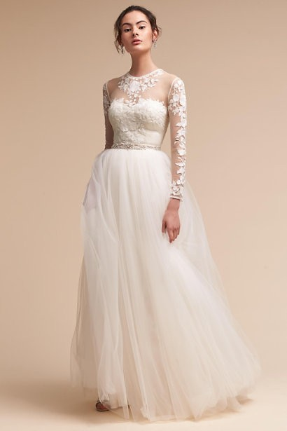 More Two Piece Wedding Dresses