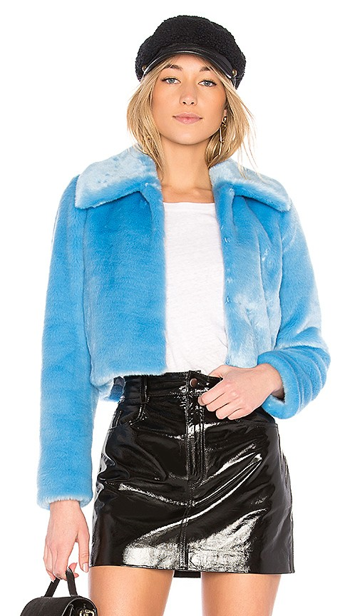 cdc76be26f6 Style: 10 Faux Fur Coats We Love For Real! - Felix Magazine