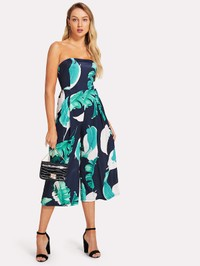 Affordable Palm Print Outfits Under  25 - Marblelously Petite ffc6b448c