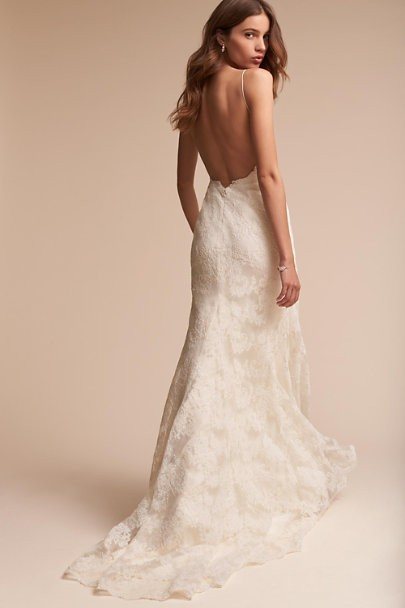 15 beautiful backless wedding dresses gowns you need to see shop for a backless wedding dress here junglespirit Image collections
