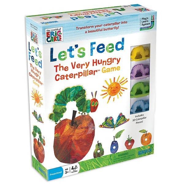 Let's Feed the Hungry Caterpillar Game
