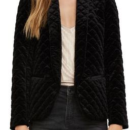 Women's Willow & Clay Quilted Blazer | Nordstrom