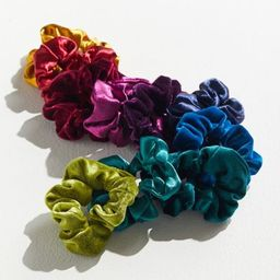Perfect 10 Scrunchie Set - Purple at Urban Outfitters | Urban Outfitters (US and RoW)