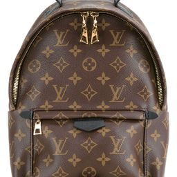 Louis Vuitton Vintage Palm Springs MM backpack - Brown   FarFetch US