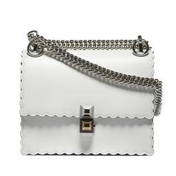 Fendi Small Kan I Shoulder Bag | Italist