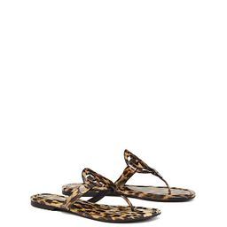 Tory Burch Miller Sandals, Printed Patent Leather | Tory Burch (US)