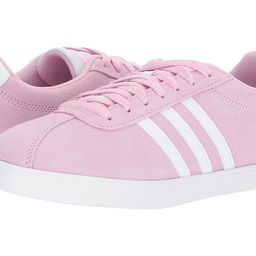 adidas Courtset (Frost Pink/White) Women's Lace up casual Shoes | 6pm