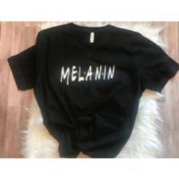 Melanin Shirt, Melanin Friends Theme Shirt | Etsy (US)