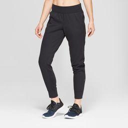 Women's Tech Fleece Mid-Rise Pants 29 - C9 Champion Black XS | Target