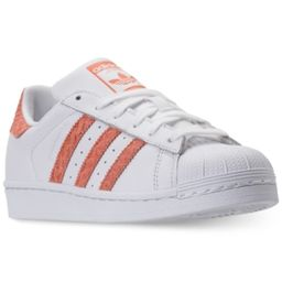 adidas Women's Superstar Casual Sneakers from Finish Line | Macys (US)