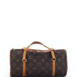 Louis Vuitton Satchel Size NA: Brown Women's Bags - 40670452   thredUP
