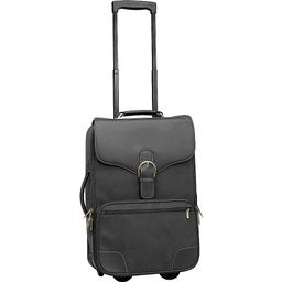 "Bellino The Destination 21"""" Upright Luggage - Black   eBags"