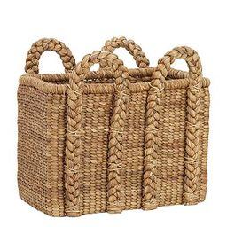 Beachcomber Tall Rectangular Basket   Pottery Barn (US)