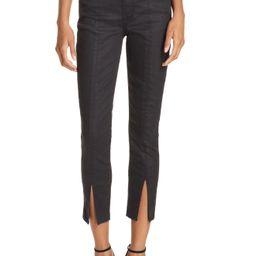 Women's Alice + Olivia Jeans Good Slit Front Skinny Jeans | Nordstrom