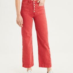 Wide Leg Crop Pant   American Eagle Outfitters (US & CA)