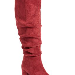 Jeffrey Campbell Final Slouch Over the Knee Boot (Women) | Nordstrom
