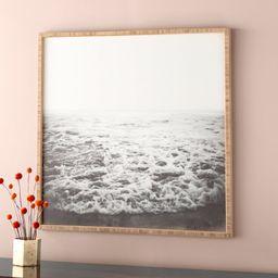 'Infinity' Framed Photographic Print | Wayfair North America
