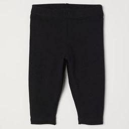 Jersey Leggings | H&M (US)