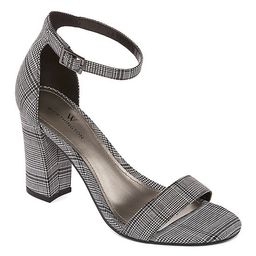 Worthington Beckwith Womens Heeled Sandals JCPenney | JCPenney