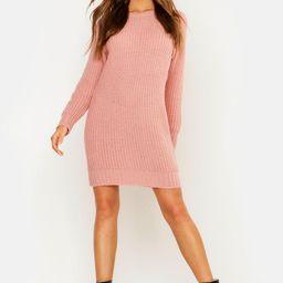 Soft Knit Jumper Dress | Boohoo.com (US & CA)