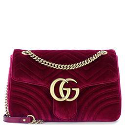 GG Marmont Medium shoulder bag | Mytheresa (US)