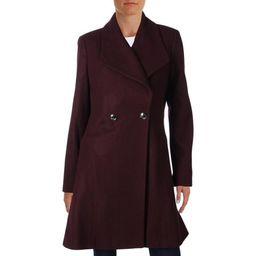 MICHAEL Michael Kors Womens Fall Wool Pea Coat | Walmart (US)