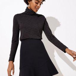 Flounce Skirt   LOFT   LOFT