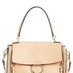 Chloe Medium Faye Leather Shoulder Bag - Pink | Nordstrom