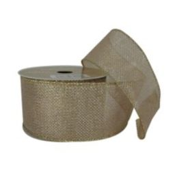 """2.5"""" Metallic Wired Ribbon By Celebrate It™ Noel   Michaels Stores"""