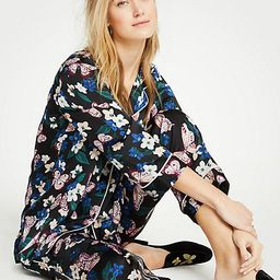 Printed Pajama Set | Ann Taylor (US)
