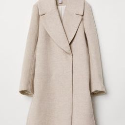 Double-breasted Coat   H&M (US)